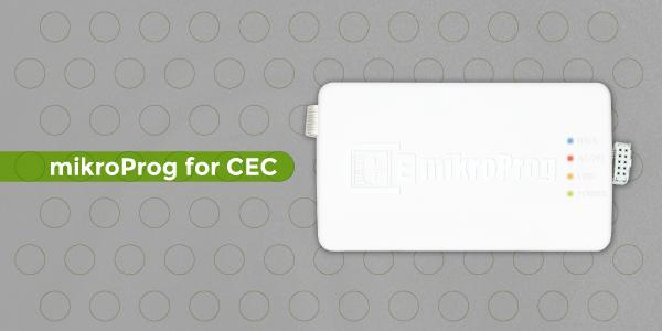mikroProg for CEC