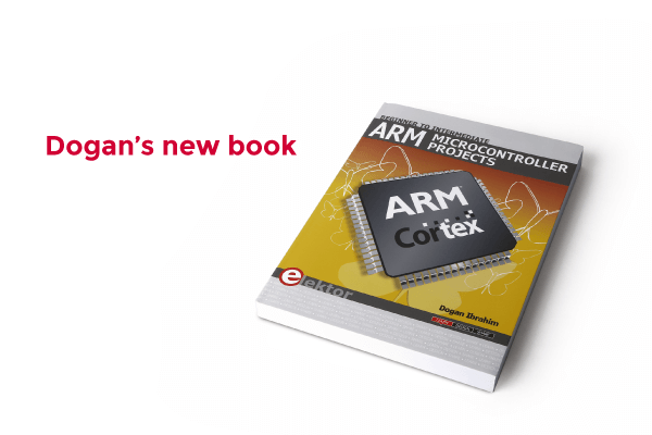 Dogan Ibrahim ARM Microcontrollers book elektor