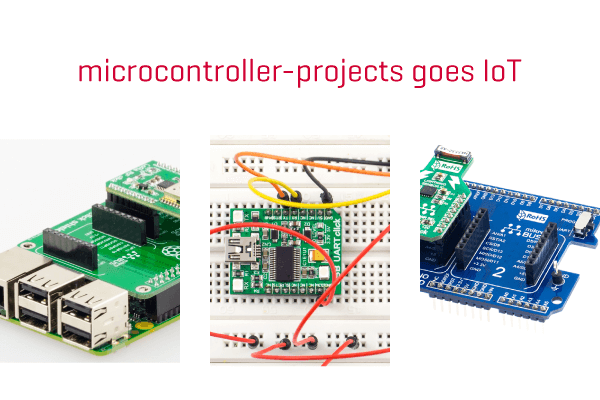 New projects at microcontroller-projects.com