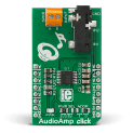 AudioAmp click released