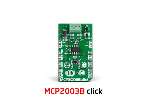 MCP2003B click