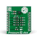 Pressure 3 click released