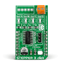 Stepper 3 click released