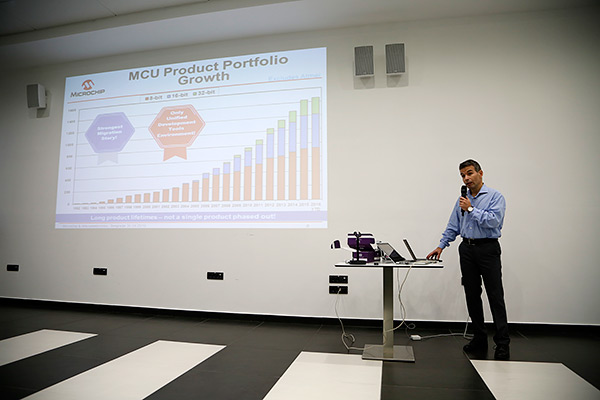 Future of small, function oriented MCUs