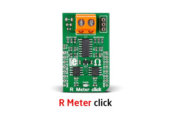 R Meter click