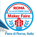 Back in Rome for Maker Faire 2016