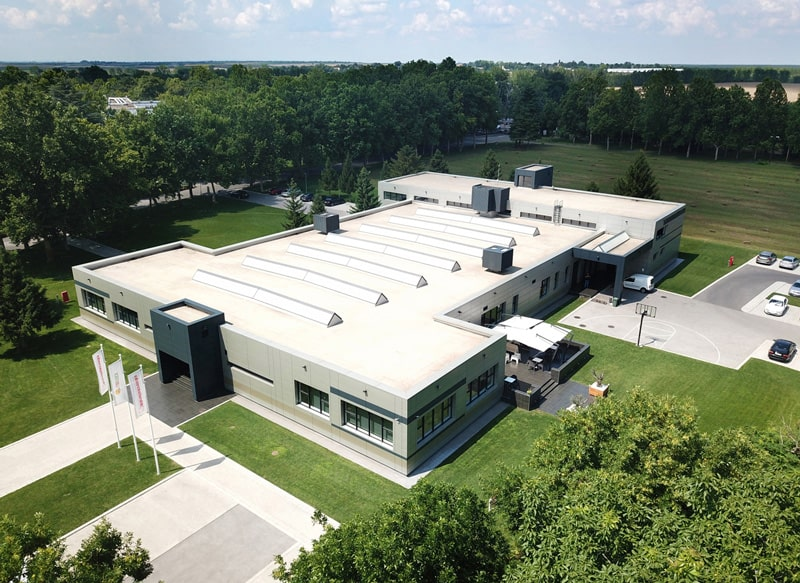 Mikroe company building