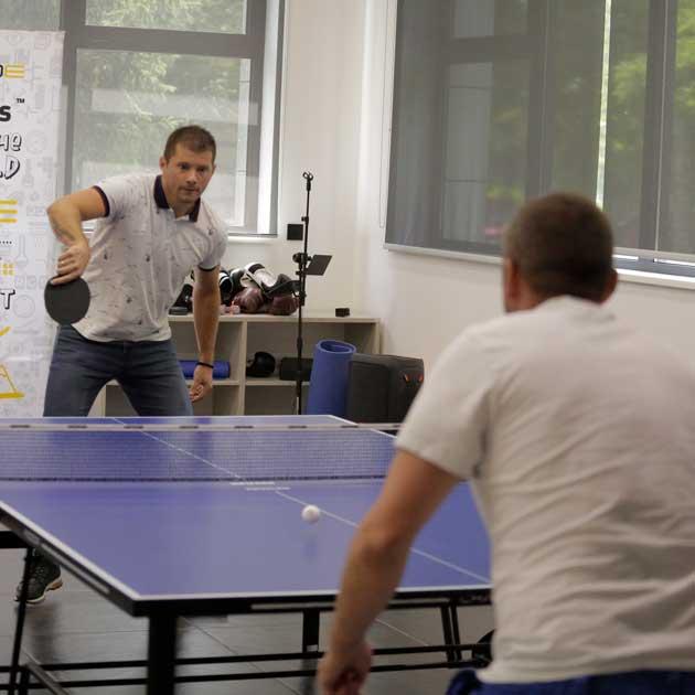 mikroe table tennis tournament