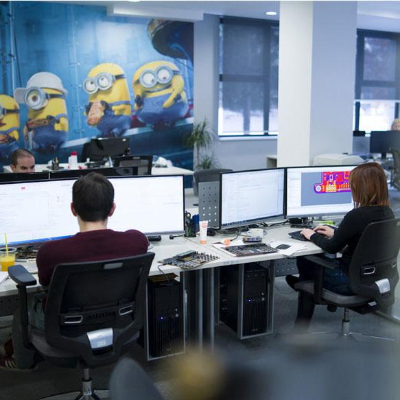 mikroe work environment