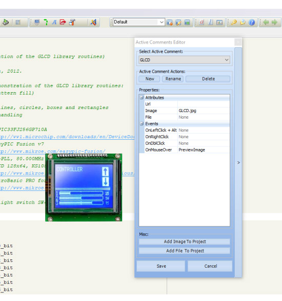mikroBasic PRO for dsPIC/PIC24 - MikroElektronika