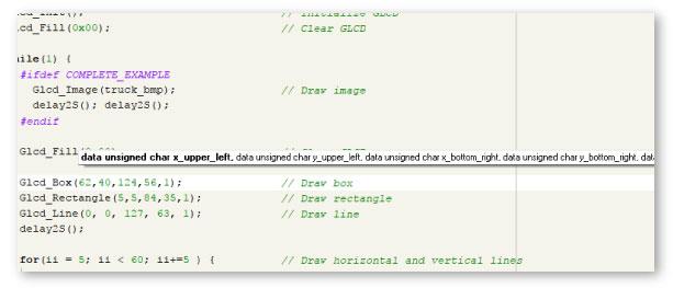 Mikroelektronika Glcd Bitmap Editor Online - pasting