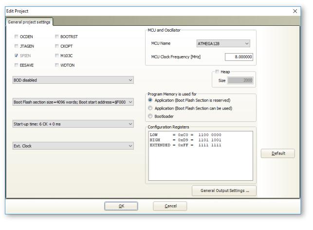 mikroC PRO for AVR - MikroElektronika