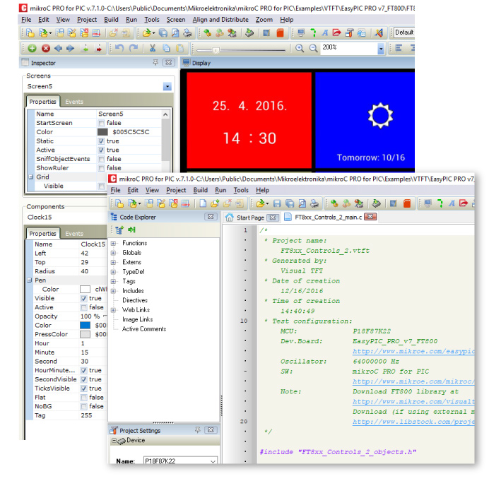 VisualTFT Software