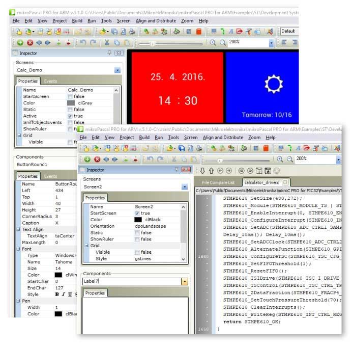 mikroPascal PRO for ARM - MikroElektronika