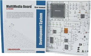New PIC32MX4 MultiMedia Board Documentation has been added