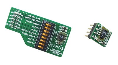 SHT1X and SHT1X PROTO Board has been released