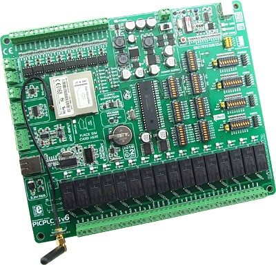 PICPLC16 v6 PLC System has been released
