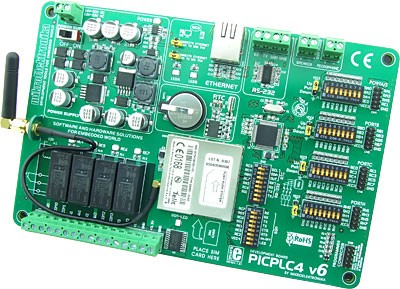 PICPLC4 v6 PLC System has been released