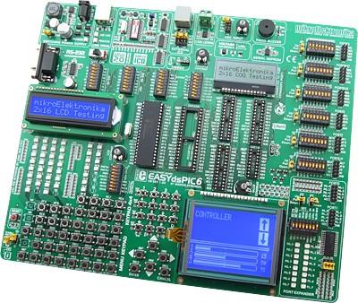 EasydsPIC6 Development System