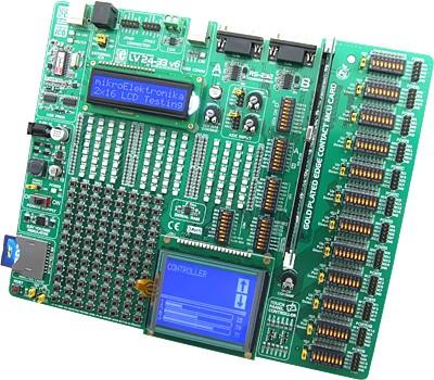 LV 24-33 v6 Development System