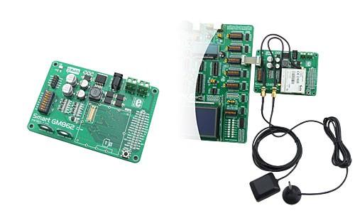 SmartGM862-GPS Board