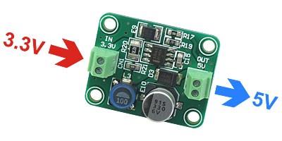 3.3V-5V Voltage Regulator Board
