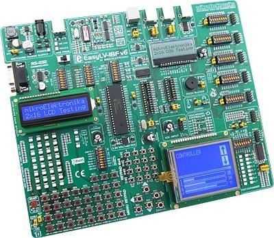 EasyLV-18F v6 Development System