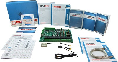 Home Automation Kits for PIC devices