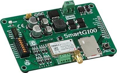 New uBlox Leon-G100 Development Board - SmartG100