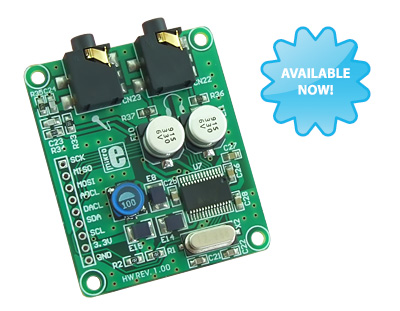 Audio Codec Board - PROTO available for sale