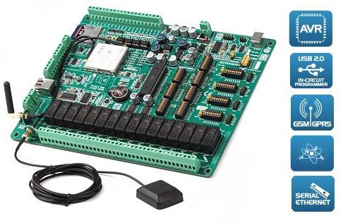 AVRPLC16 v6 PLC System