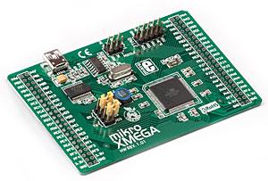 New XMEGA Tool - mikroXMEGA Board