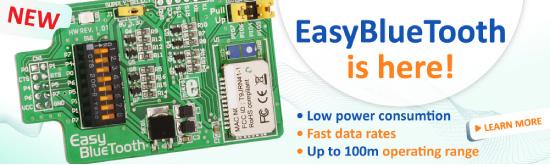 EasyBlueTooth Board