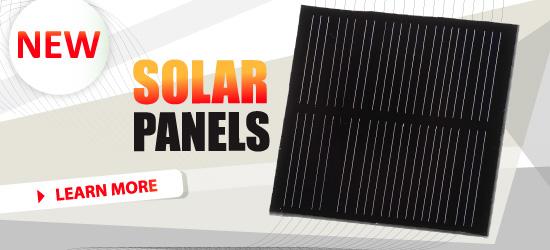 Solar Panel Board Released
