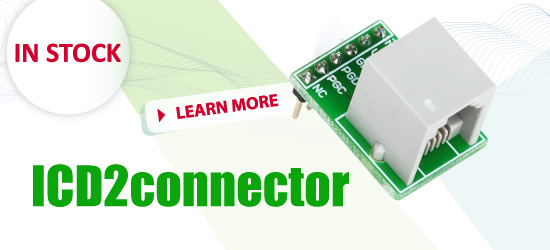 ICD2 Connector Board In Stock