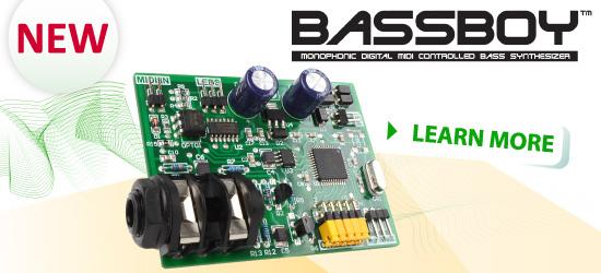 BassBoy Board Released