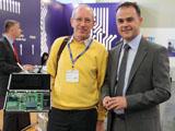 mikroElektronika at Embedded World 2011 Exibition