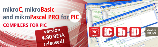 dsPIC/PIC24 4.80 beta compilers released!