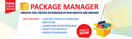 New Package Manager 2.00 released!