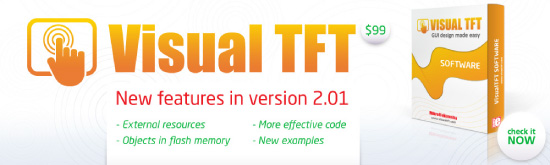 Visual TFT 2.01 released!