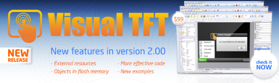 New: Visual TFT 2.00 released!