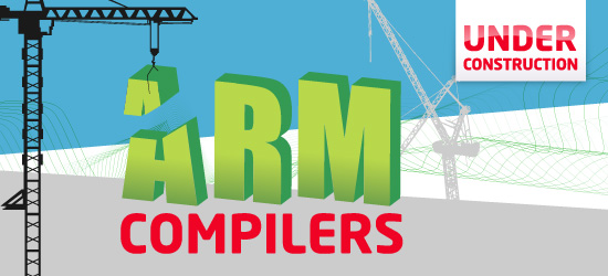 mikroE Software Team: ARM compilers under development