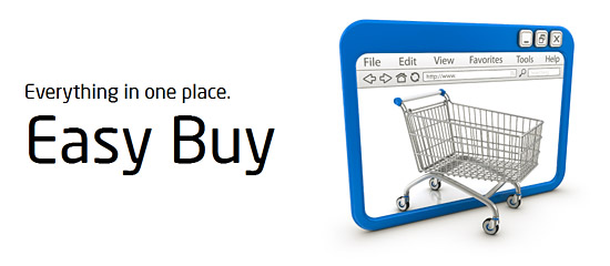 Easy Buy Page Redesigned