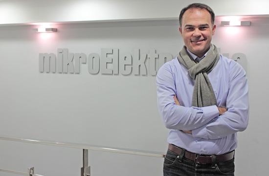 Nebojsa Matic, CEO of mikroElektronika
