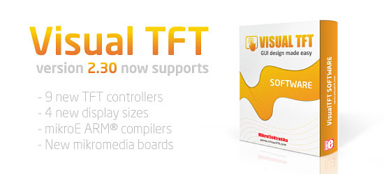 Visual TFT 2.30 released!