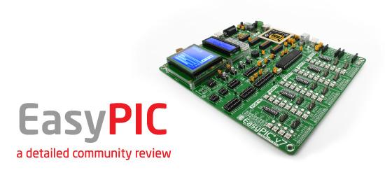 EasyPIC v7 review