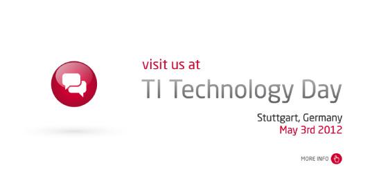 mikroElektronika at Texas Instruments Technology Day in Stuttgart