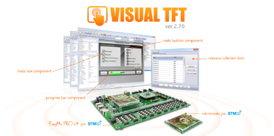 Visual TFT software 2.70 released!