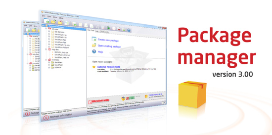 Package Manager 3.00 released!