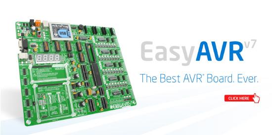 EasyAVR v7 released!